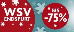 WSV bei Schwab mit bis zu 75 Prozent Rabatt