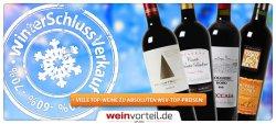 WSV mit bis zu 70% Rabatt + 15€ Gutschein @Weinvorteil