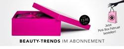 2 Pink Boxen von Preis von einer nur 13,95€ statt 27,90€ @DailyDeal