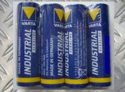 20er Pack 80stck. Varta Industrial AA Mignon Alkaline Batterien für 31,20€ kostenloser Versand @ebay