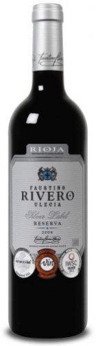 25€ Gutschein ( MBW 50€ ) für Weinvorteil.de   Faustino Rivero Ulecia – Rioja DOCa Reserva 6er Karton statt 84,44€ für nur 59,44€inkl. VSK