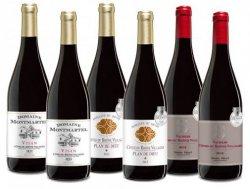 6 Flaschen Probierpaket mit Gutschein für nur 23,99€ + Versand bei weinvorteil.de