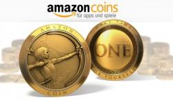 Virtuelle Währung Amazon Coins jetzt auch für Android