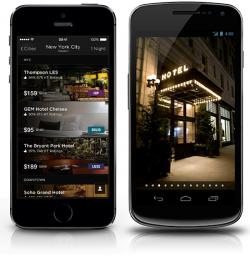 App + 40€ Startguthaben (ohne MBW) für Hotels weltweit – @hoteltonight.com