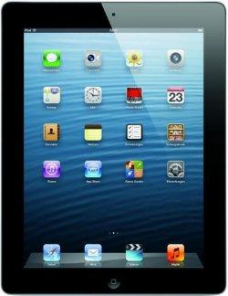 Apple iPad 4. Generation mit Retina Display Wi-Fi 32 GB für 444,00 Euro (statt 519,99 Euro Idealo) bei Comtech