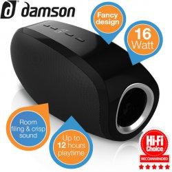 Beim iBOOD Extra: Damson Oyster drahtloser Bluetooth-Lautsprecher – tolles Design für nur 69,95€ + Versand
