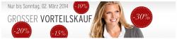 Bis zu 30% Extra Rabatt mit Gutschein auf reduzierte und reguläre Artikel @karstadt