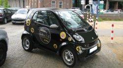 Bis zu 70 € im Monat in Form von Tankgutscheinen für Werbeaufkleber an eurem Auto. + Gratisautowäsche @deutsche Post