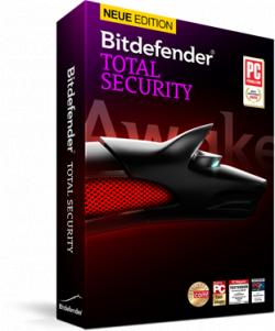Bitdefender Total Security 2014 für ein ganzes Jahr komplett kostenlos statt 12,40 € @Bitdefender / C't Magazin