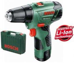 Bosch Akkuschrauber 2-Gang Bohrschrauber PSR 10,8 LI-2 incl. Akku + Koffer für nur 73,50€ bei eBay