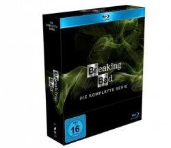 Breaking Bad – Die komplette Serie auf Blu-ray für nur 79,99€ bei mueller.de [Idealo: ~100€]