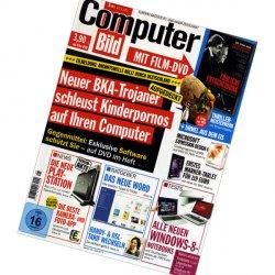 Computer BILD + DVD Jahresabo für 29,90€ statt 109,20€ dank Gutscheincode @abo-exclusiv.de