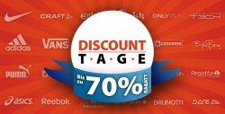 Discount Tage mit bis zu 70% Rabatt @PlutoSport