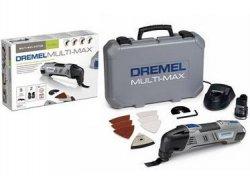 Dremel 8300 Multi-Max Set mit 2 Akkus, Zubehör und Koffer für nur 114,95€ inkl. Versand @mytoolstore.de