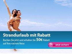 Ebookers – Neue Rabattcodes mit 20-25% – Gültig bis Sonntag. + 50€ Cashback bei Buchung einer Pauschalreise
