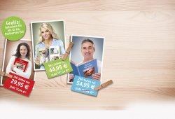 Es ist wieder soweit! Fotobücher über Tchibo extrem günstig + Gratis Gutschein für ein 12-tlg. Postkarten-Set