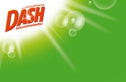 Geld-Zurück-Garantie –  Dash Flüssigwaschmittel bis zu 63 Waschladungen kostenlos