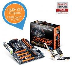 GIGABYTE Z77X-UP7 Motherboard für 149,95€ beim ibood Extra