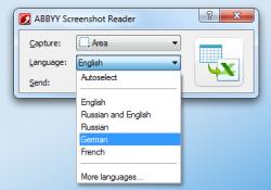 Gratis Abby Screenshot Reader für Windows oder Mac @sharewareonsale.com