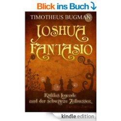 Gratis eBook – Joshua Fantasio – All Age Fantasy Epos (erinnert an Harry Potter)