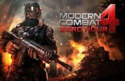 Gratis Modern Combat 4: Zero Hour App für iOS @ign.com
