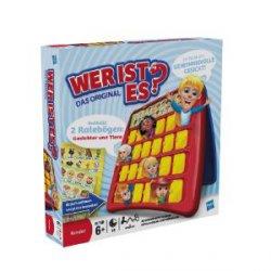 Hasbro – Wer ist es?, Denkspiel für 8,99€ zzgl. Versandkosten [idealo 16,85€]@ amazon
