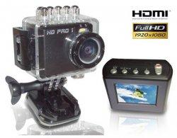 HD PRO 1 Action Cam Full HD für 93,99€ Versandkostenfrei [idealo 123,91€ @MeinPaket