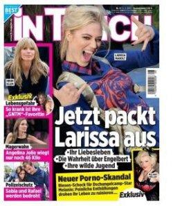 In Touch 7 Ausgaben + 8 Wochen gratis + Kniprs Regenschirm für 9,10€@ bauer-plus.de
