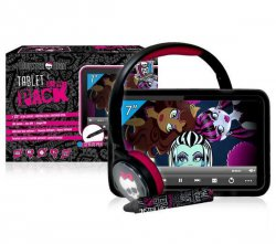 INGO Monster High 7 Zoll Android 4.0 Touch-Tablet  + Zubehörset für 64,58 € (85,98 € Idealo) @Pixmania