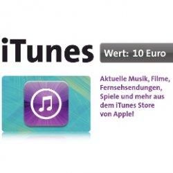 iTunes Gutschein 10€ für 999 Paybackpunkte oder ab 200 P.+7,99€ Versandkostenfrei@ payback.de