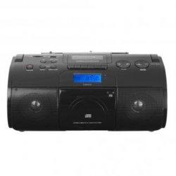 Lenco SCR-1000 Schwarz mit USB, MP3, SD, AUX-Eingang für 49,99€ @redcoon