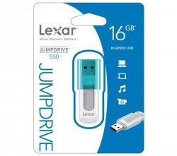 LEXAR USB-Stick JumpDrive S50 – 16 GB für 6,49 € inkl. Versand (11,99 € Idealo) @Pixmania