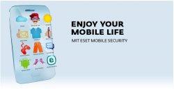 Mobile Security Premium für Android 1 Jahr gratis @eset.com