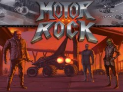 Motor Rock (PC Spiel) GRATIS downloaden @rrr3d.com
