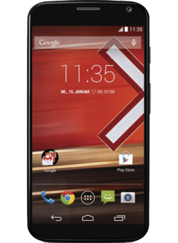 Motorola Moto X 16GB + 5 Flats für 16,89€ im Monat Zuzahlung 1€ Vodafone Netz@ mobildiscounter.de