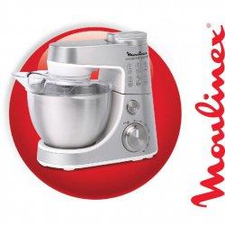 moulinex küchenmaschine gourmet plus 169,- statt 195,80€ @moemax.de
