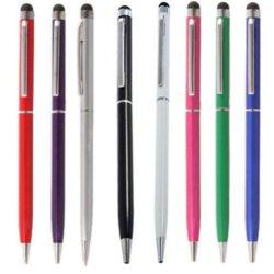 Multi 2in1 Capacitive Touch Screen Stylus Pen für Iphone usw für 0,66€ Versand kostenlos @ebay [Versand aus China]