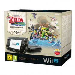 Nintendo Wii U Premium + The Legend of Zelda: The Wind Waker HD Edition für 199 € (expert)