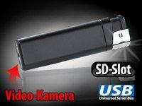 Pearl Übersicht:  Mini-SD-Videocam 1,3 MP in Feuerzeug-Optik 2,90€ und weitere aktuelle Gratisartikel