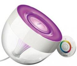 Philips LivingColors Iris clear + Adapter für 64 Euro mit Gutschein bei Karstadt