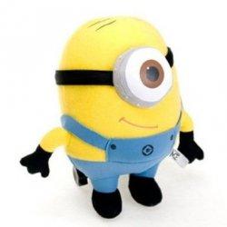 Plüsch Figur Ich Einfach Unverbesserlich Minion 23 cm Stewart Deluxe  für nur 9,00 € statt 42€ @amazon