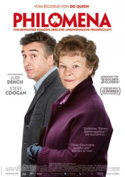 Promoaktion: Kostenlos ins Kino: Sehen Sie Philomena @brigitte.de