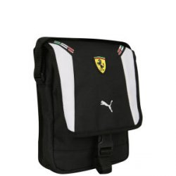 PUMA Umhängetasche Ferrari Replica Portable – €11.35 statt 40,04€ @TheHut