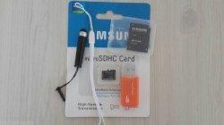 Samsung 64GB Micro SD Speicherkarte Memory Cad siehe Text für 17,85€ [Versand China]@ ebay