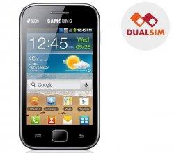 Samsung GALAXY Ace Duos – Android Dual SIM Smartphone für 100,43 € (113,99 € Idealo) @Pixmania