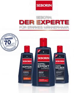 Schwarzkopf Seborin Shampoo komplett kostenlos testen dank Cashback