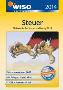 Software-Downloads Sale bei Amazon: z.B. WISO Steuer 2014 für 10€ [Idealo:11,24€] @Amazon
