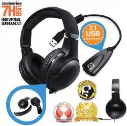 Steelseries 7H USB Gaming Headset bei iBOOD für nur 59,95€ [Preisvergleich 99€]