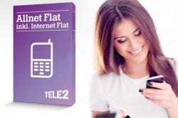 Tele2 Allnet-Flat im E-Plus Netz für 7,99€/Monat @Groupon