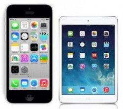 Telekom Allnet-Flat nur 39,95 Euro (ab 7. Monat 49,95) iPhone 5C 32GB + iPad mini Retina 16GB für 1€@logitel